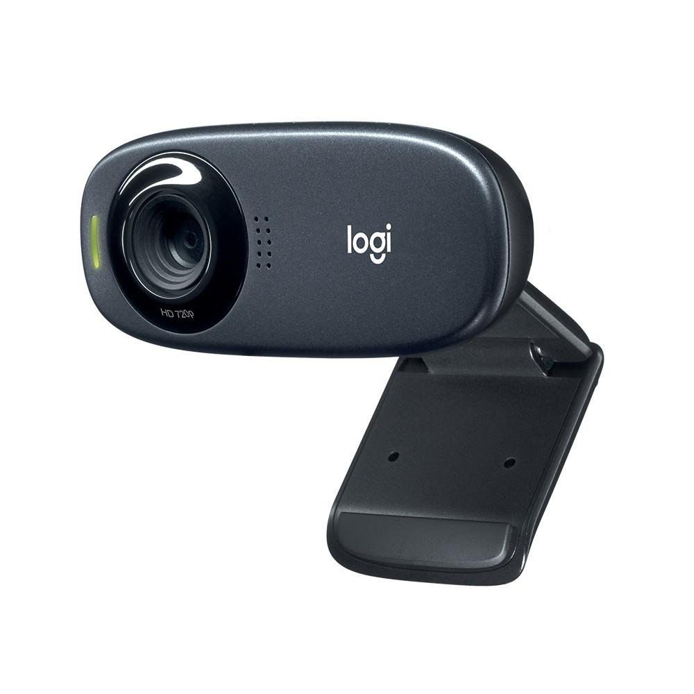 Cafago - 57% OFF Logitech C310 HD Webcam 720P Video Call Web Cam Desktop Laptop Monitor Webcam,free shipping+$34.55