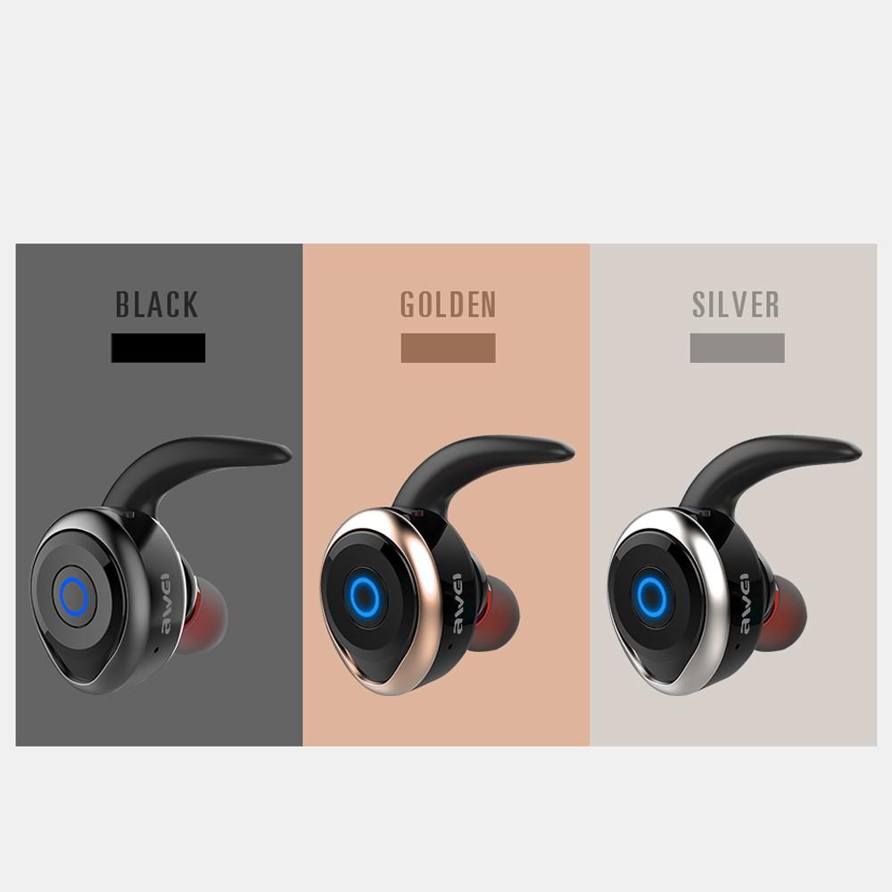 8d89175b038 Best AWEI T1 True Wireless Earbuds Business Sport black Sale Online ...