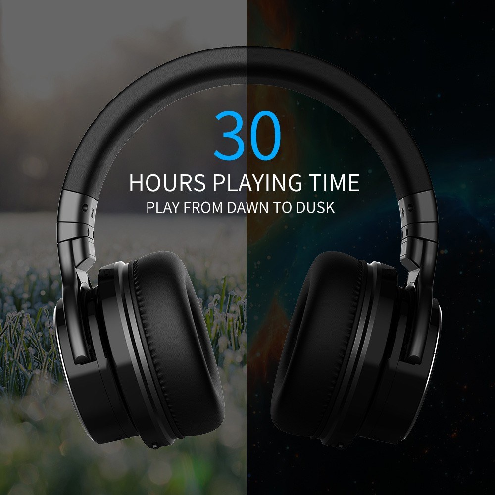 5ee62dd70a1 Cowin E7 Pro Wireless Headphone Active Noise Cancelling - US$79.99 Sales  Online black - Tomtop
