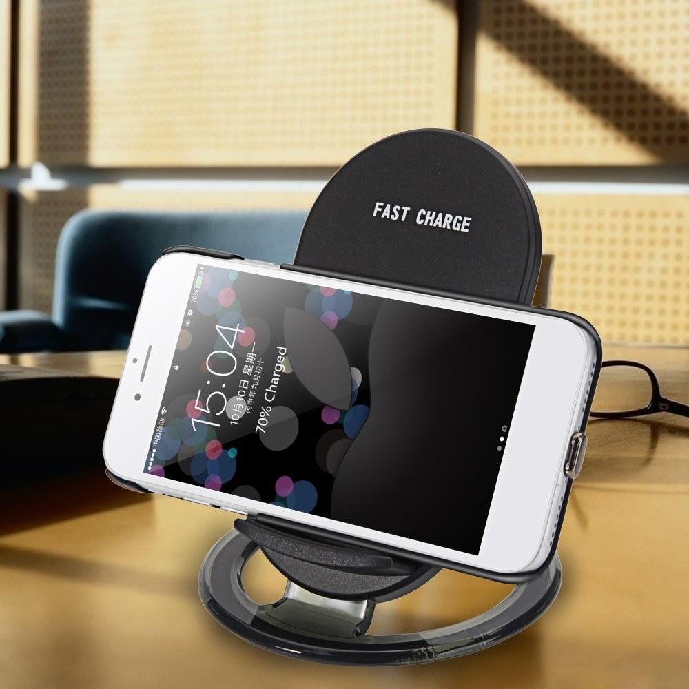 Beste N900 2-Spulen schnelle drahtlose Ladestation verdrahtet ...