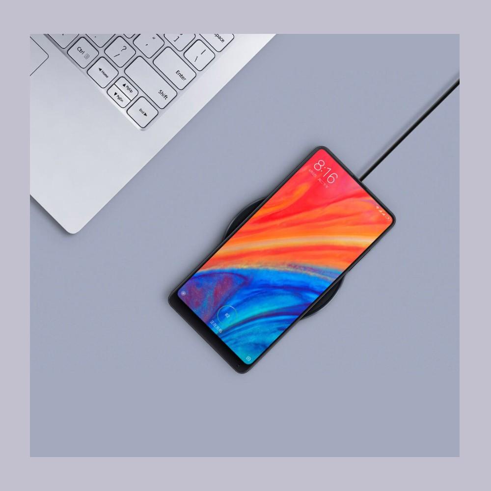 Cargador inalámbrico Qi de Xiaomi comprar barato al precio minimo de oferta con cupón descuento. Con envío GRATIS Libre de aduanas para España.