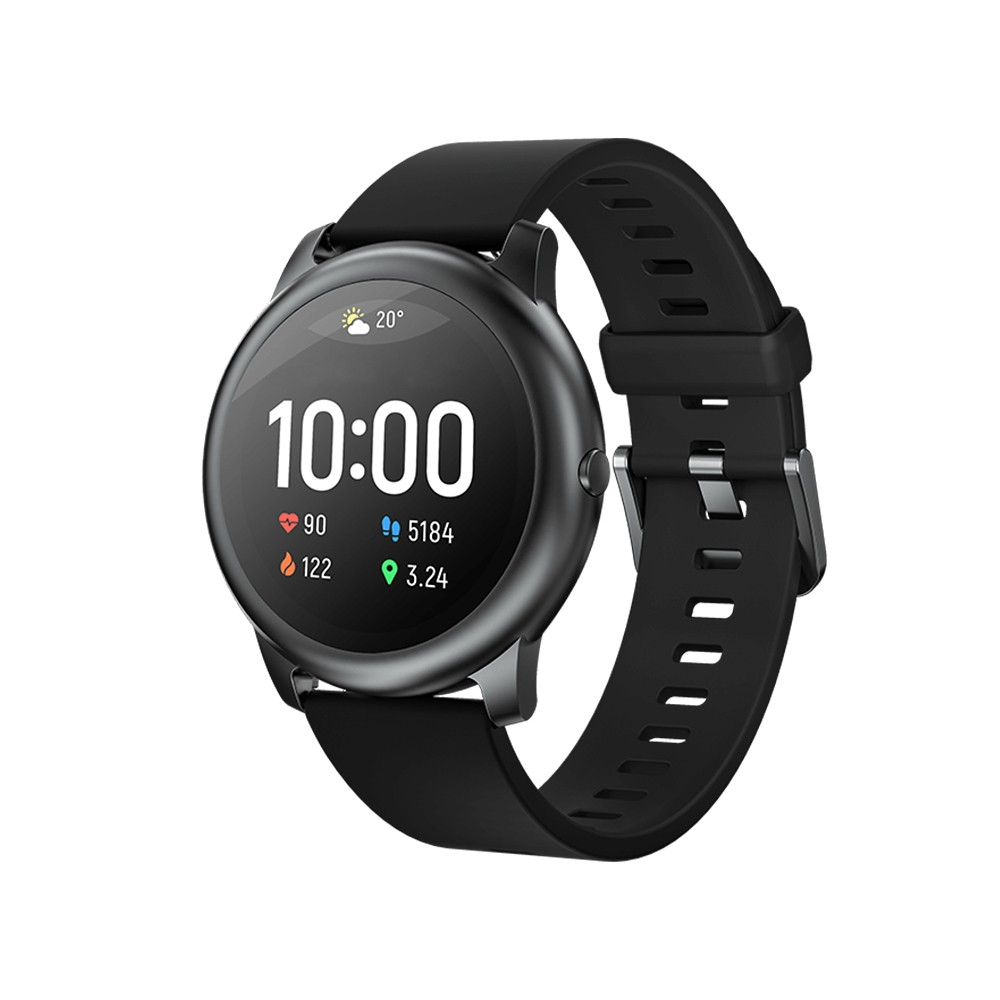 tomtop.com - 68% OFF Haylou Solar LS05 Smart Watch-Global Version, Limited Offers $25.99