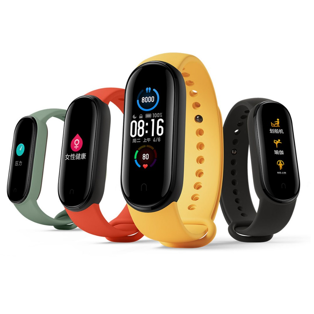 Electronics - Xiaomi Mi Band 4 Waterproof Smart Watch Heart Rate Fitness Tracker with Bluetooth 5.0