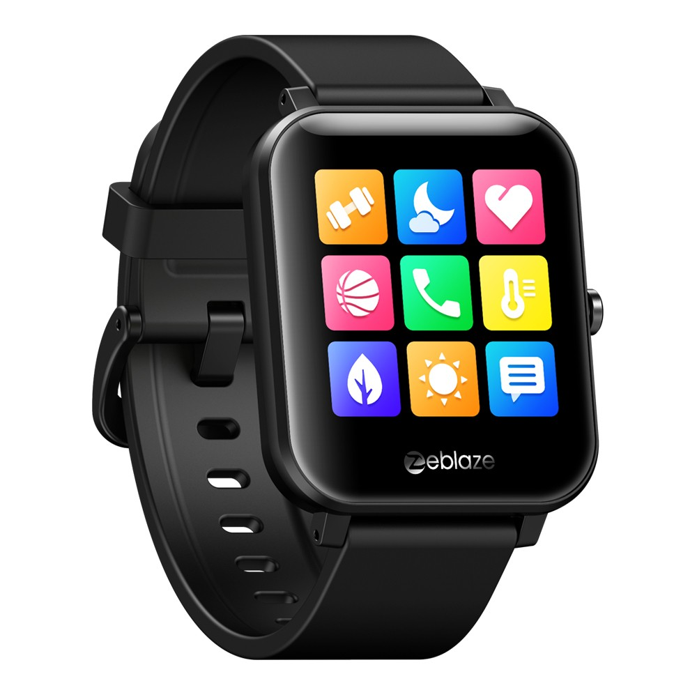 cafago.com - 66% OFF Zeblaze GTS 1.54 inch IPS Color Touchscreen Smart Watch for Phone-Calls,free shipping+$24.32