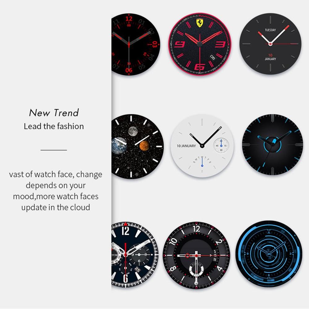 506587c23 Microwear H2 Smart Watch Phone 1GB RAM 16GB ROM - US 93.99 Sales ...