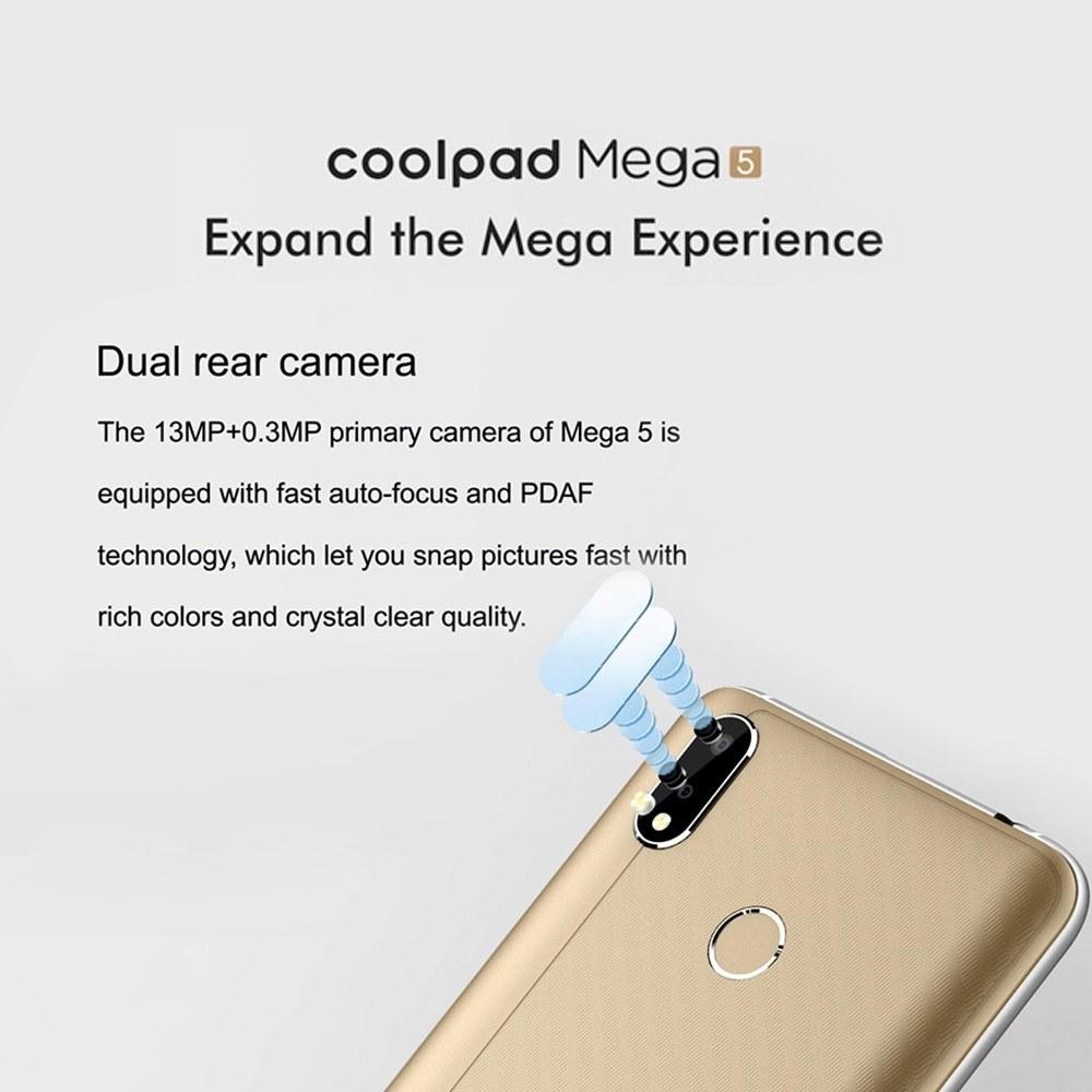 Best Coolpad Mega 5 Mobile Sale Online Shopping gold | Cafago com
