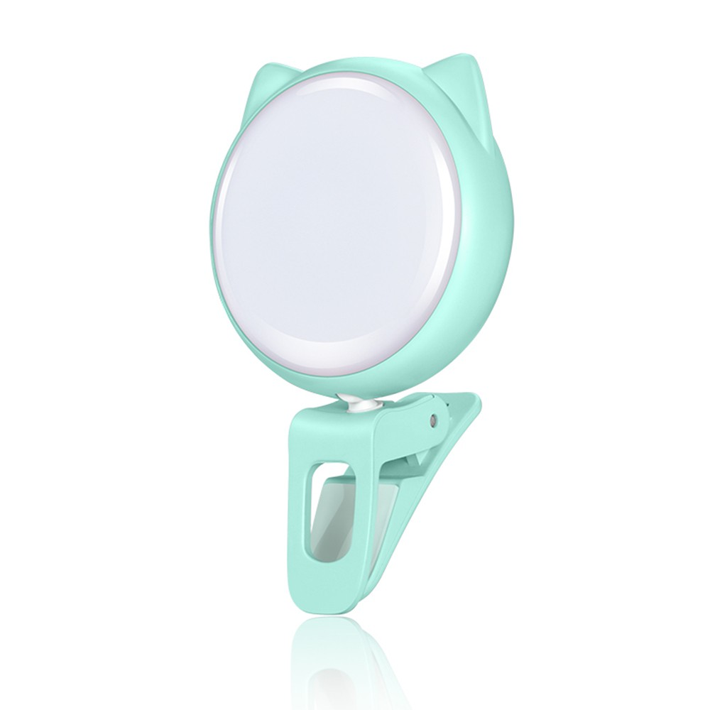 tomtop.com - 64% OFF JISULIFE LED Selfie Light for Mobile Phone/Laptop, Free Shipping $11.75