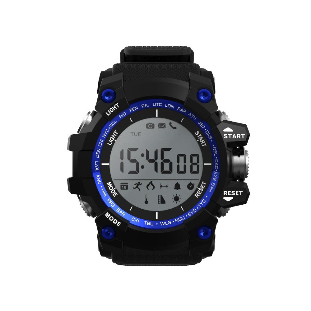 Best Microwear XR-05 Waterproof Fitness Tracker Smart Band Watch Sale  Online Shopping blue | Cafago com