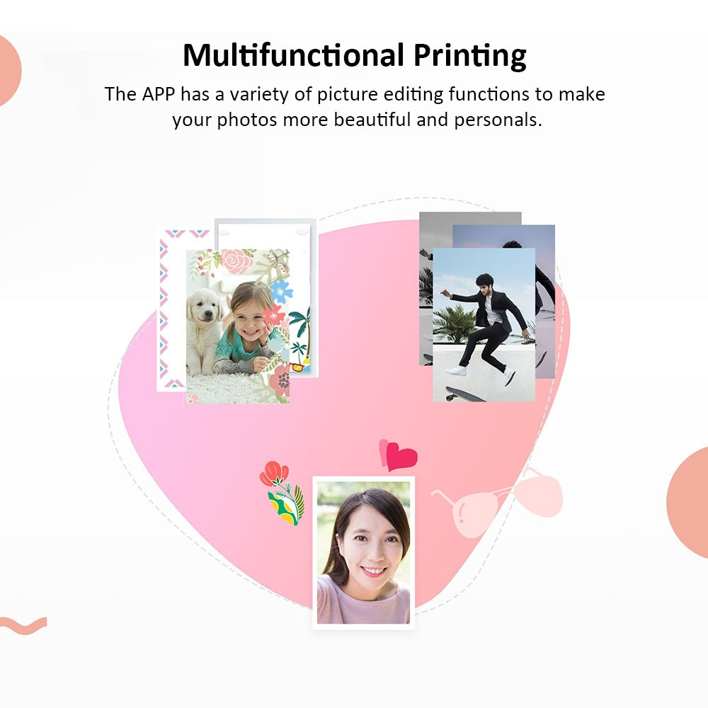 HUAWEI Pasteable Photo Paper
