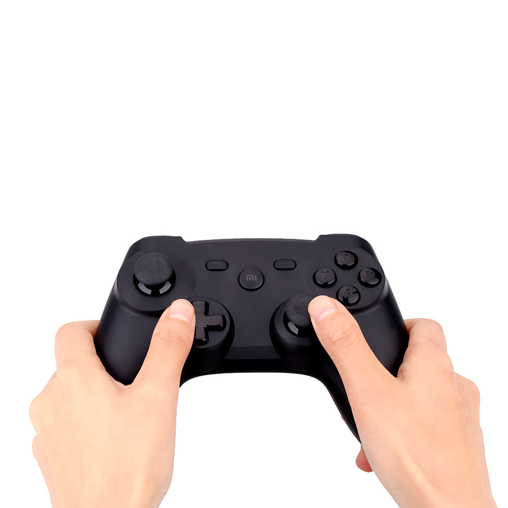 Xiaomi Mi BT Wireless Gamepad Remote Controller with Dual-motor Vibration  3-Axis G-Sensor for Xiaomi iPhone Samsung