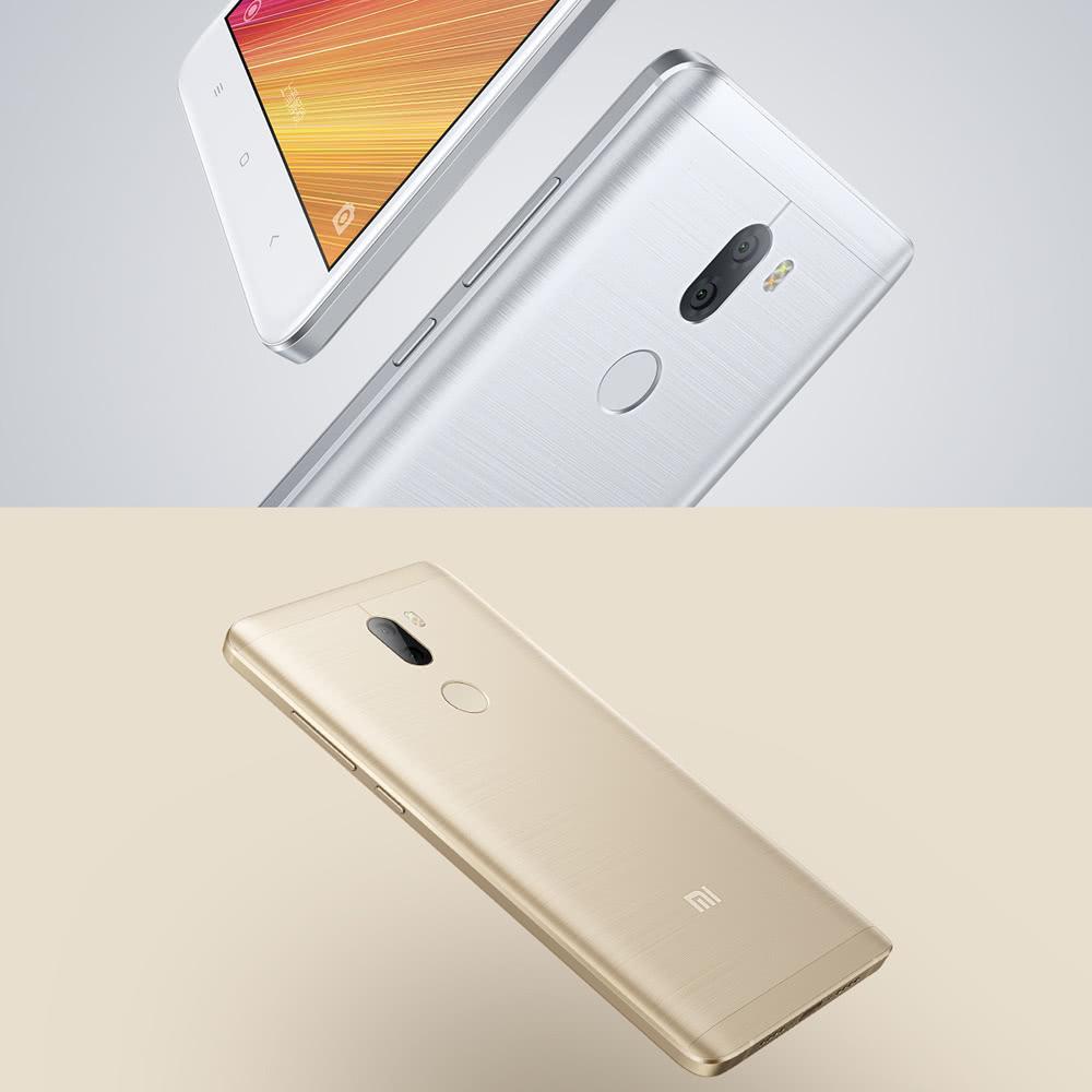 Original Xiaomi 5s Plus 4g Fdd Lte Smartphone 57inch Fhd Big Screen Mi 4gb 64gb 19201080px Snapdragon 821 Quad Core 235ghz Ram Rom 40mp 130mp Dual Camera