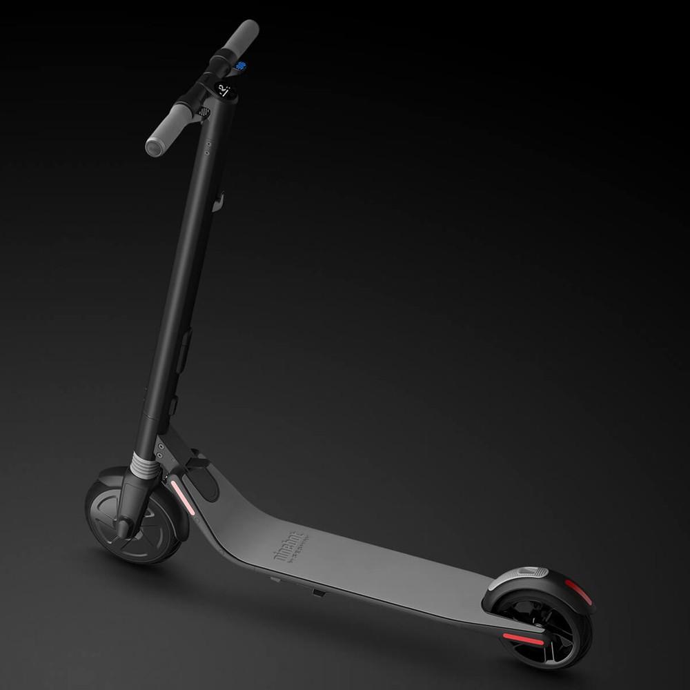 Best Xiaomi Ninebot Kickscooter Es1 Smart Electric Scooter Balance Mini Self Balancing Black Car Us Plug