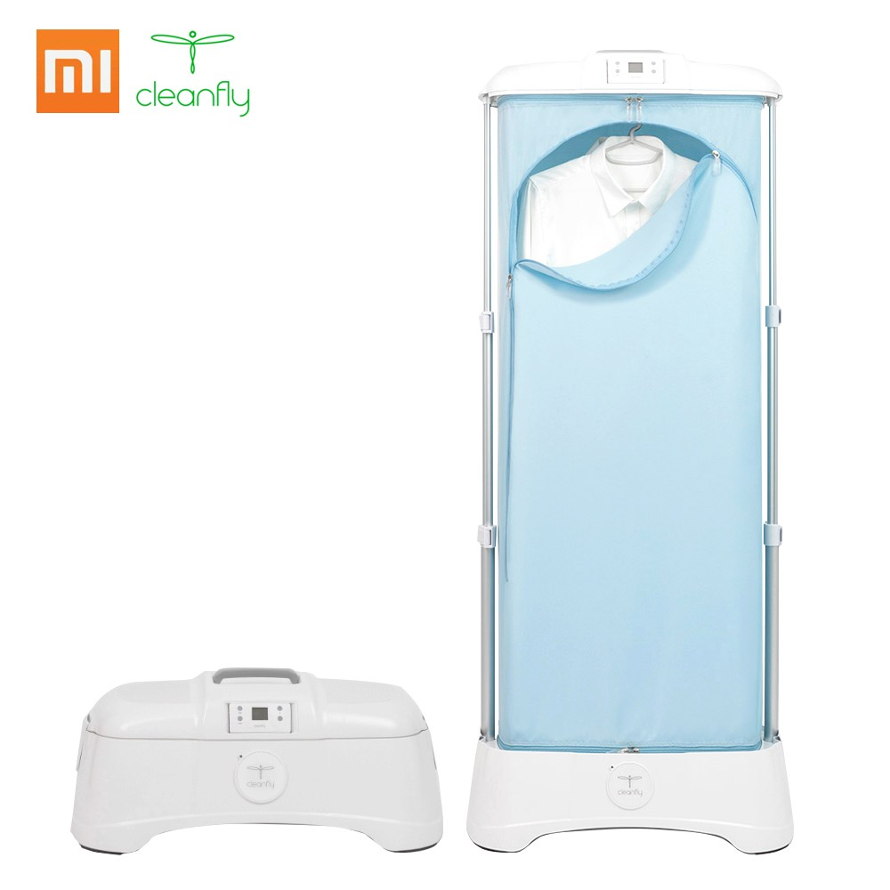 Best Xiaomi Cleanfly Clothes Dryer Foldable Portable