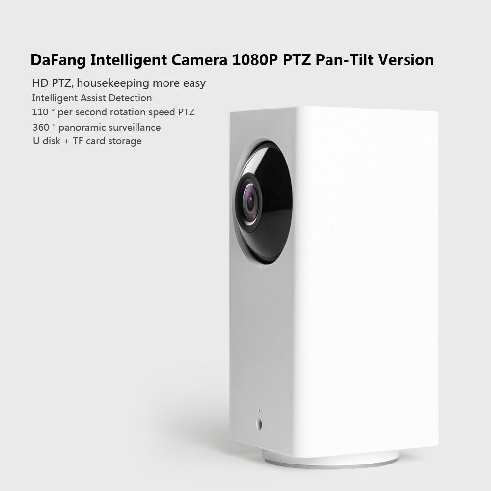 Original Xiaomi Dafang Portable Smart Ip Security Home Camera Baby Xiaofang Wifi Cctv 1080p With Night Vision Monitor Fhd Large Aperture Ratating Base Mic Us3566 Sales