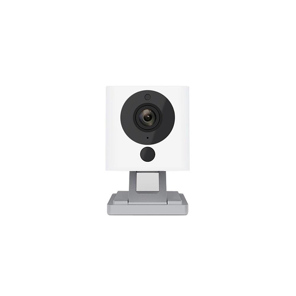 Original Xiaomi XiaoFang Intelligent Camera1S Smart IP Portable Security  Home Camera US Plug (White)