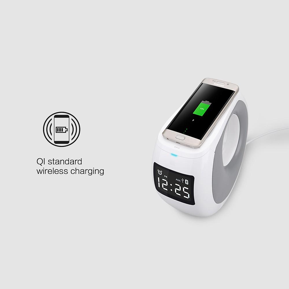 NILLKIN MC1 BT Speaker With QI Wireless Charging Function NFC ...