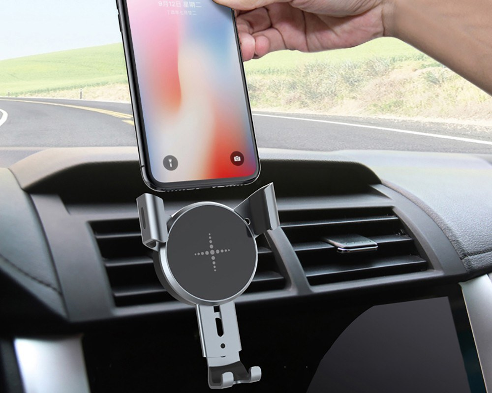Best car phone holder wireless charger ecobee3 smart wifi thermostat