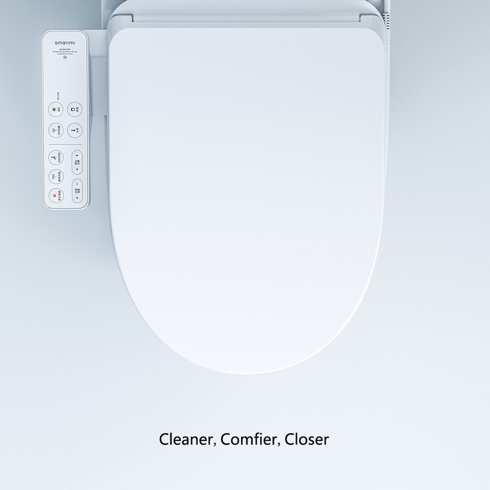 Terrific Xiaomi Eco Chain Smartmi Smart Toilet Seat Lid Cover Beatyapartments Chair Design Images Beatyapartmentscom