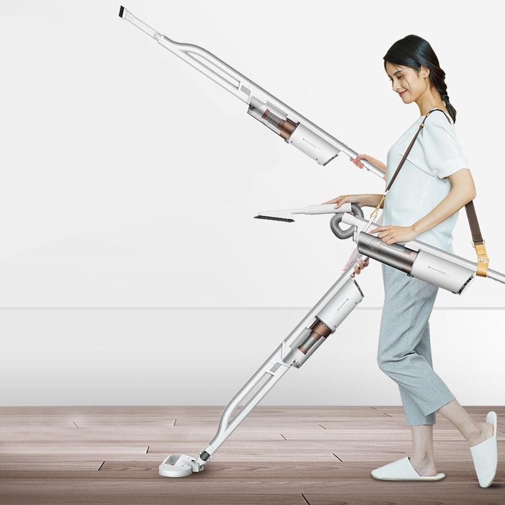 Xiaomi Deerma Vacuum Cleaner With Belt Handheld