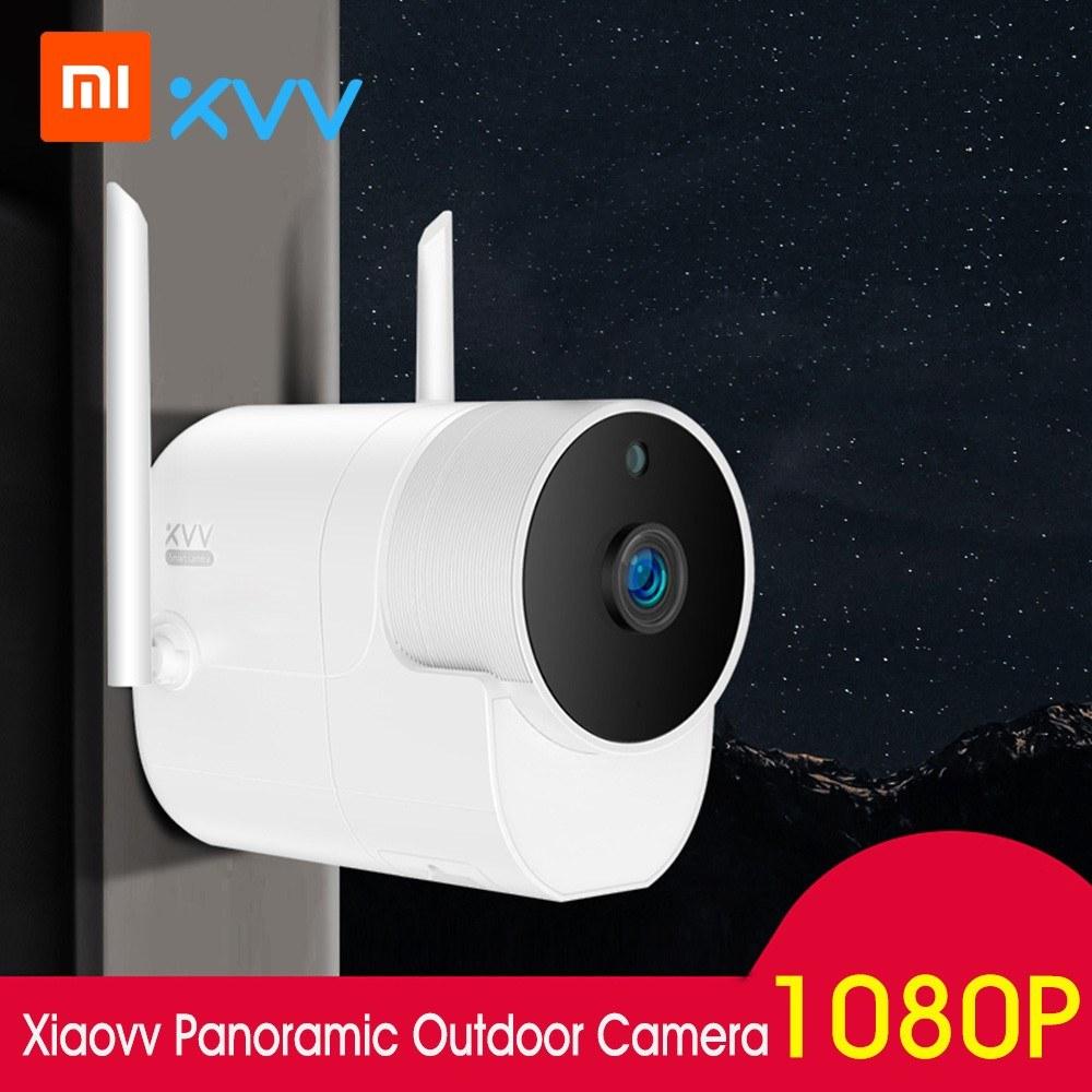 HD 1080P Mini Wifi IP Kamera WLAN Camera Nachtsicht Webcam Überwachungskamera