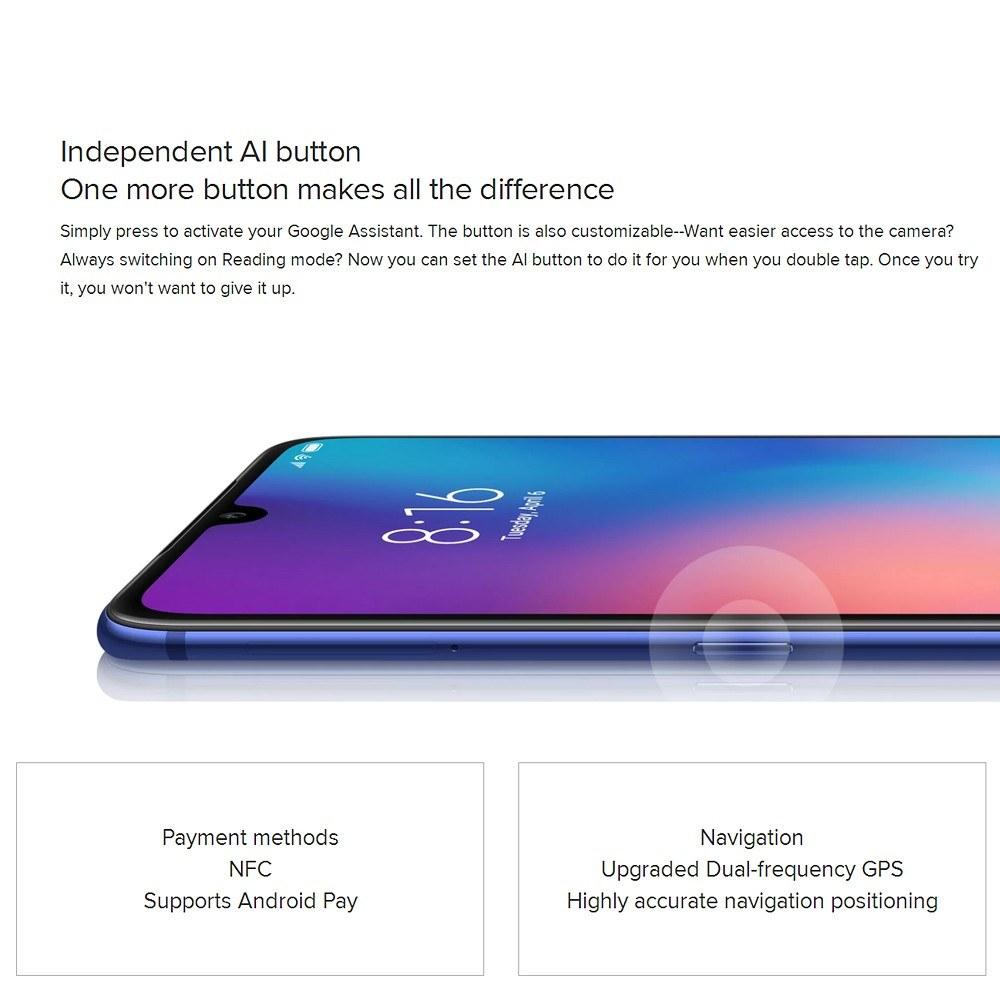 Best Xiaomi Mi 4G Unlocked Sale Online Shopping blue us plug 128gb 6g |  Cafago com