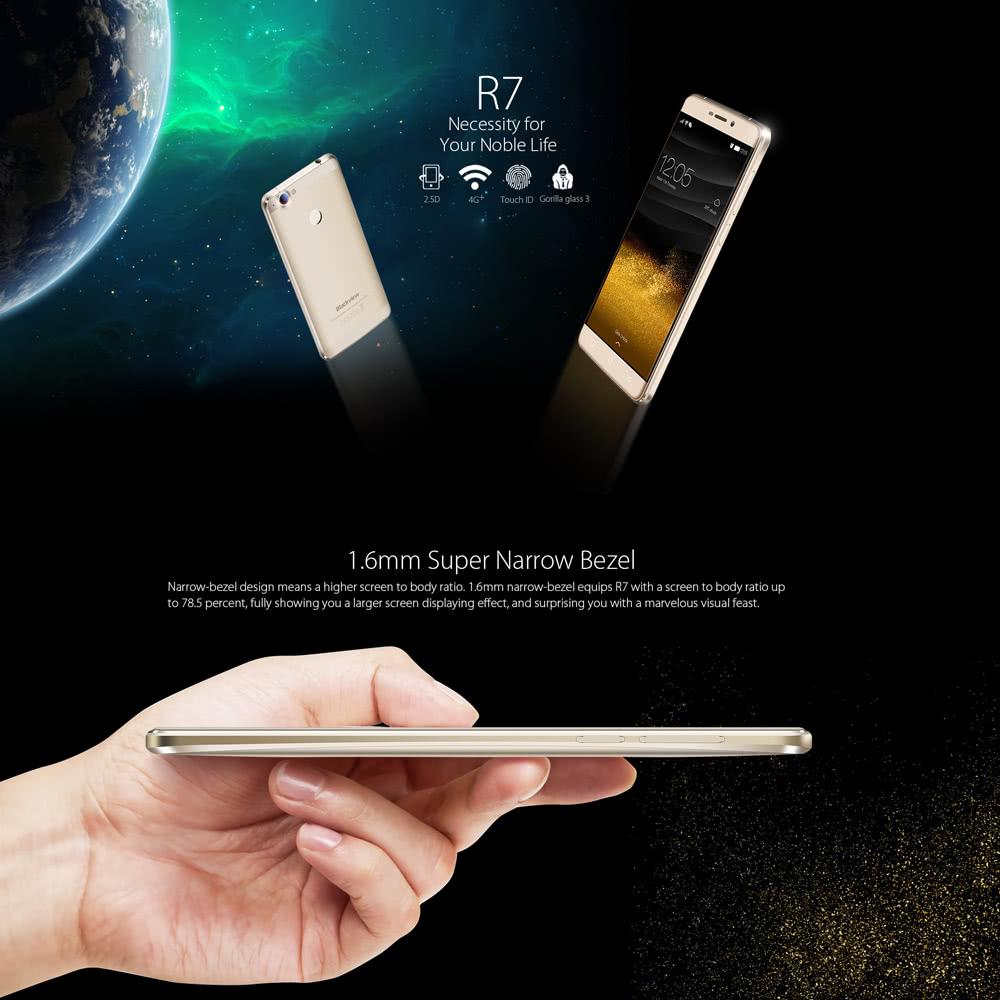 Blackview R7 4G Smartphone 4GB RAM 32GB ROM 9V/2A Quick ...