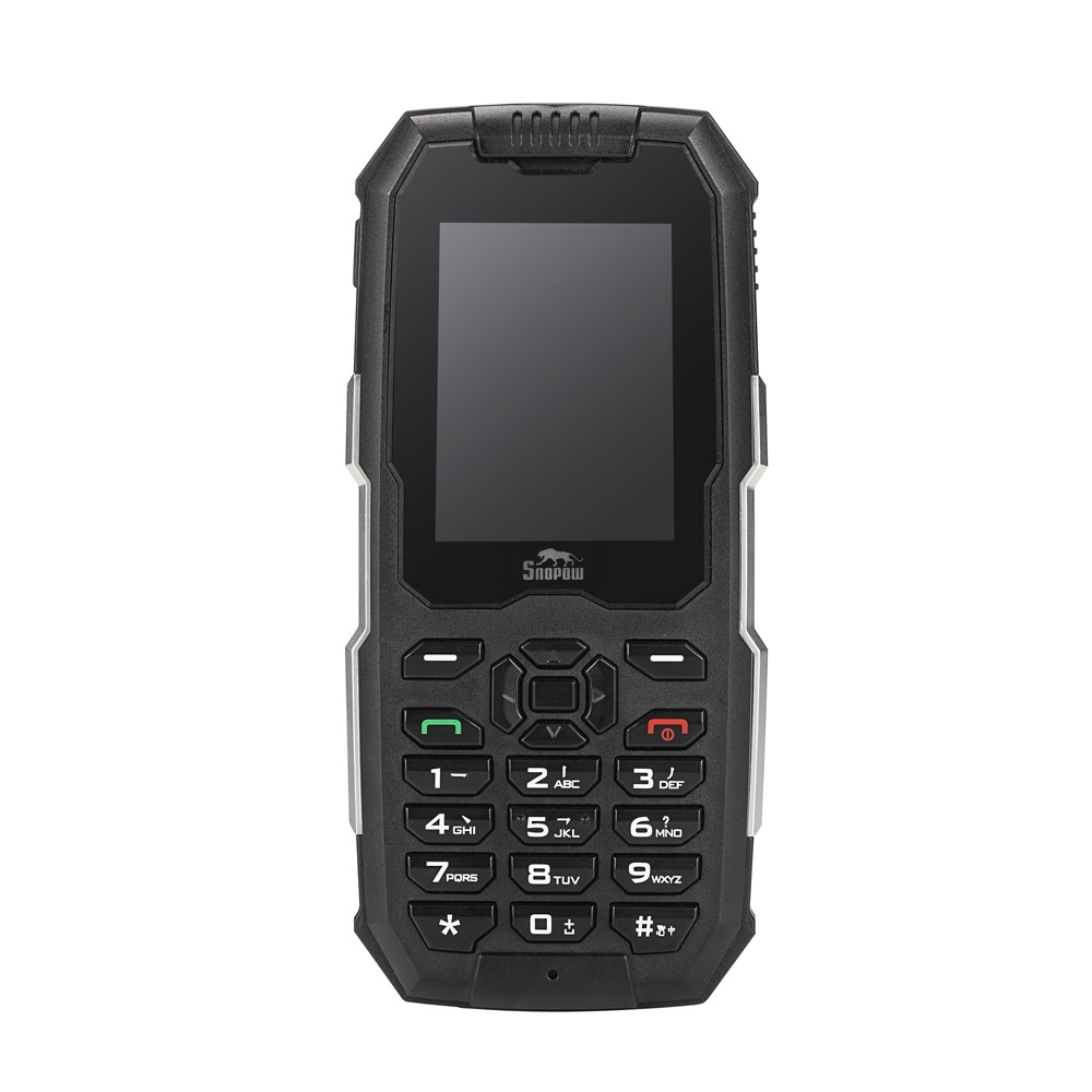 Best Snopow M2 2g Rugged Feature Mobile Phone Ip68