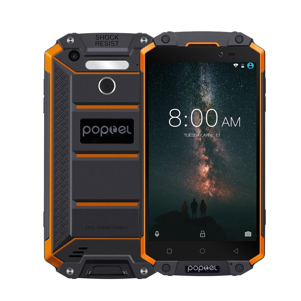 Poptel P9000 Max IP68 4G Smartphone 9000mAh