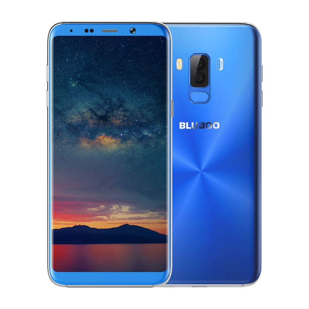 bluboo s8 plus 4g smartphone 6 pulgadas bezel less 18 9 hd 4gb ram 64gb rom azul eu. Black Bedroom Furniture Sets. Home Design Ideas