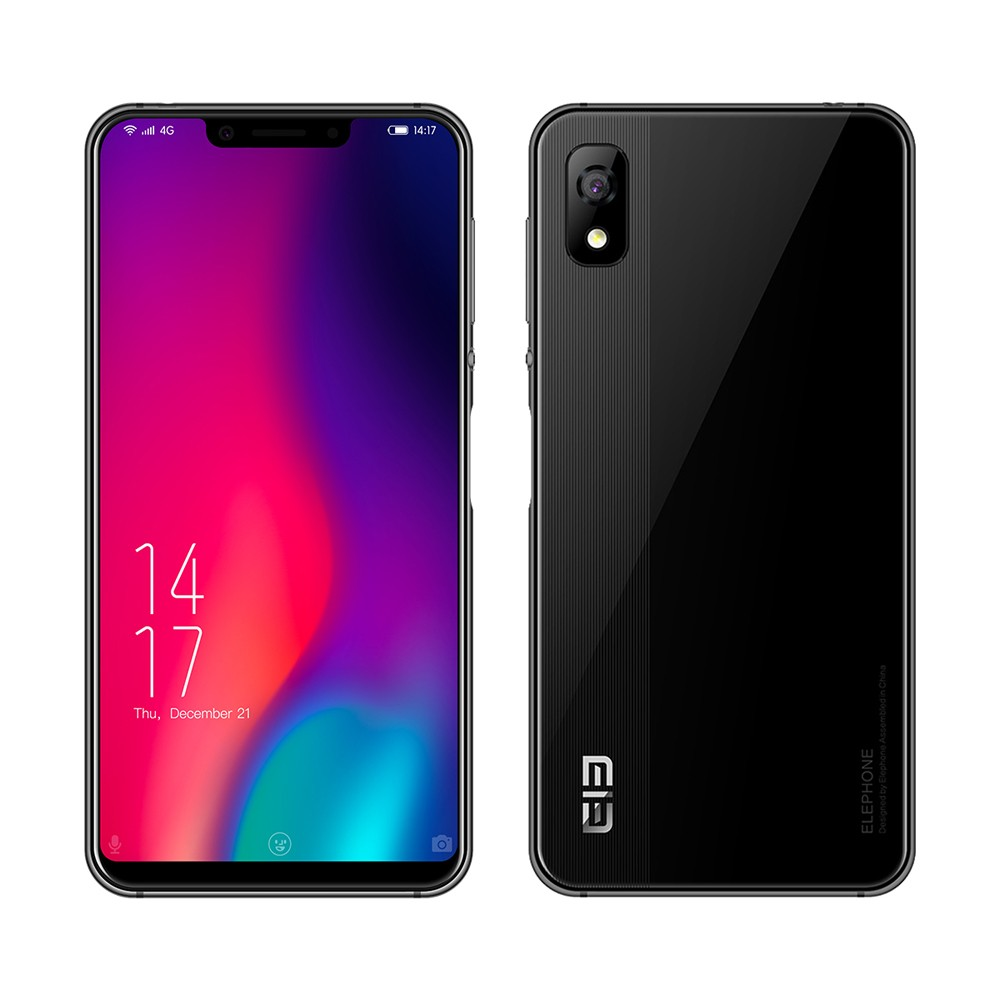 Elephone A4 Pro 4G Cellphone 5.85 Inch Notch Screen