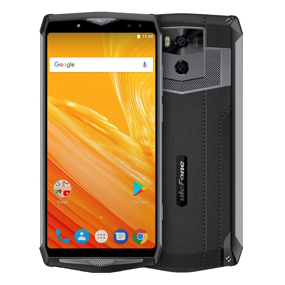 Ulefone Power 5 4G Cellphone 6GB RAM 64GB ROM 13000mAh