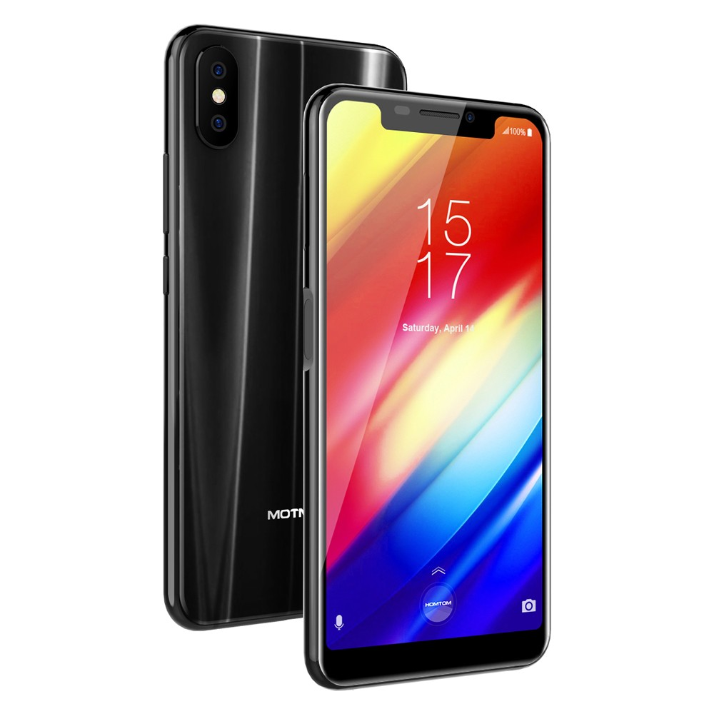 HOMTOM H10 4G Cellphone 4GB RAM 64GB ROM