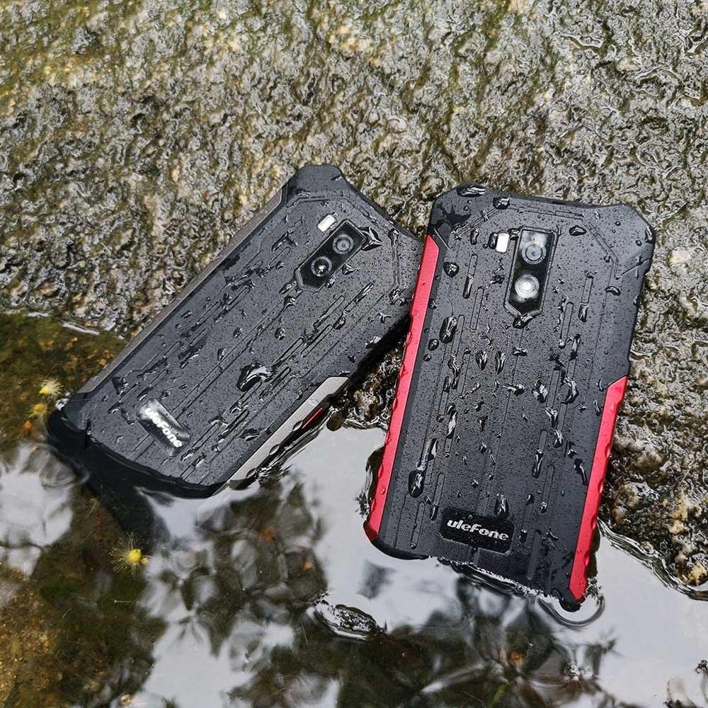 Ulefone Armor X5 strapabíró okostelefon
