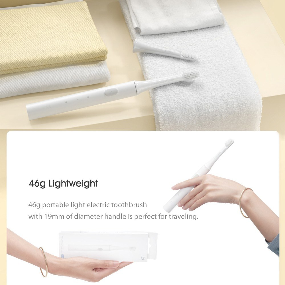Xiaomi Mijia T100 Sonic Electric Toothbrush