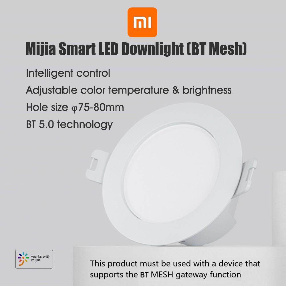 Τώρα με μόλις 14.44€ αποκτήστε έξυπνα σποτάκια από την Xiaomi, για να έχετε τον πλήρη έλεγχο στον φωτισμό στον χώρο σας!