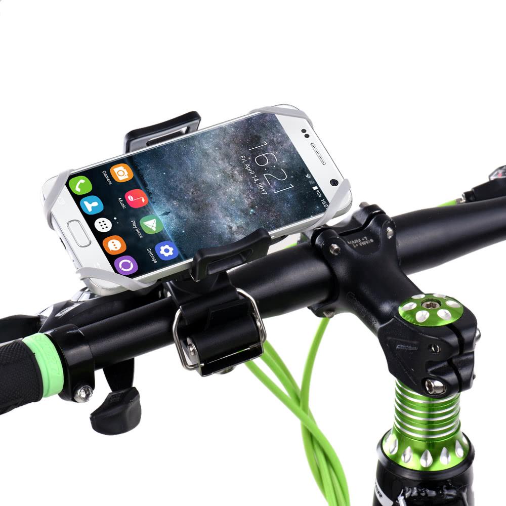 how to make a phone bike mount