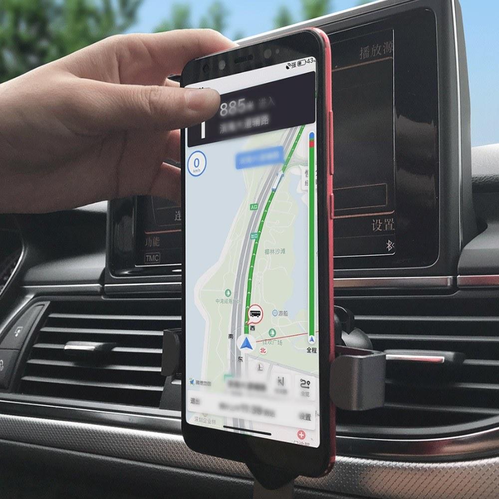 Oferta Soporte para teléfono Xiaomi COOWOO para coche por 8 euros 2 soporte universal hud