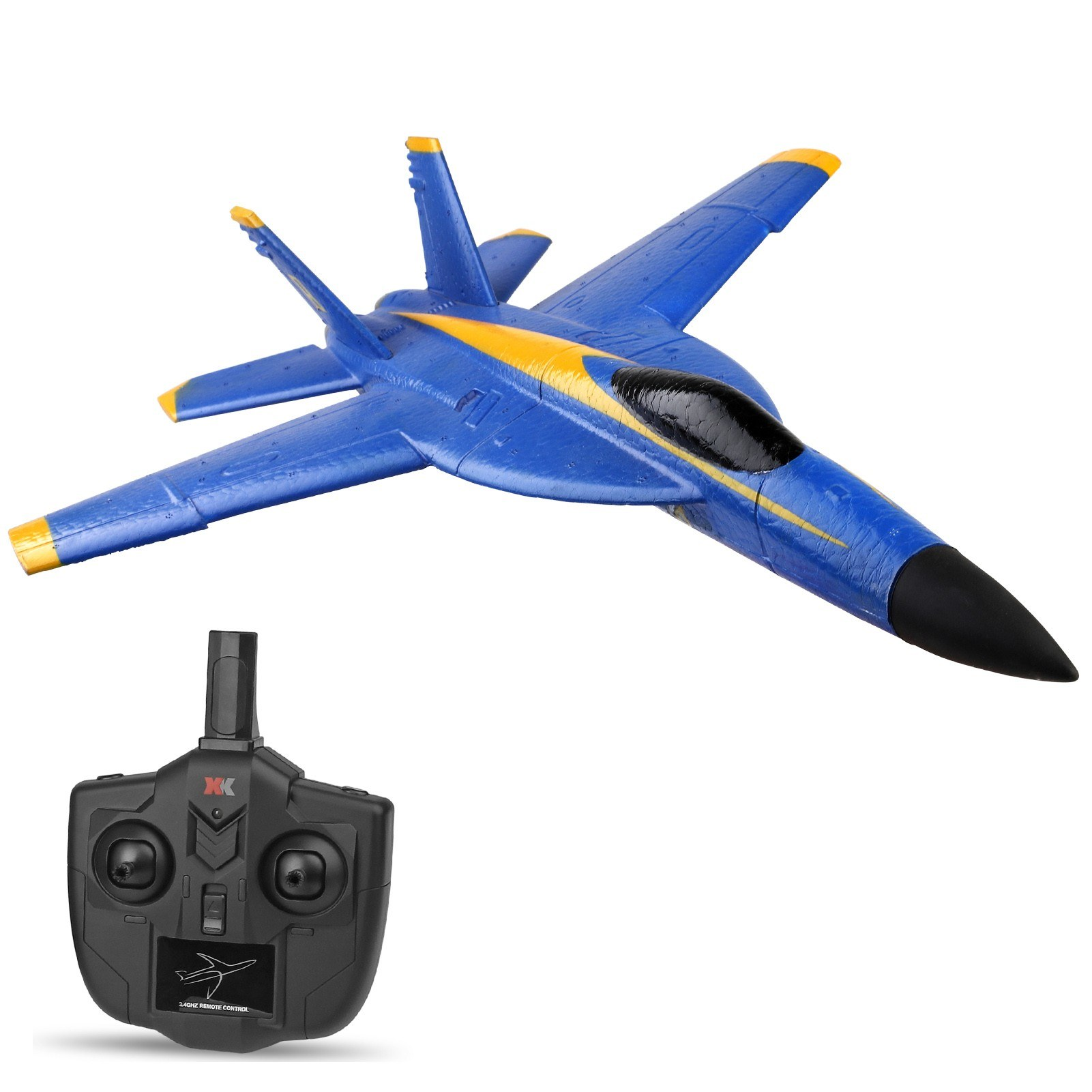 Tomtop - 54% OFF Wltoys XKS A190 2.4G 2CH RC Airplane Flying Aircraft for Beginner, Free Shipping $63.99