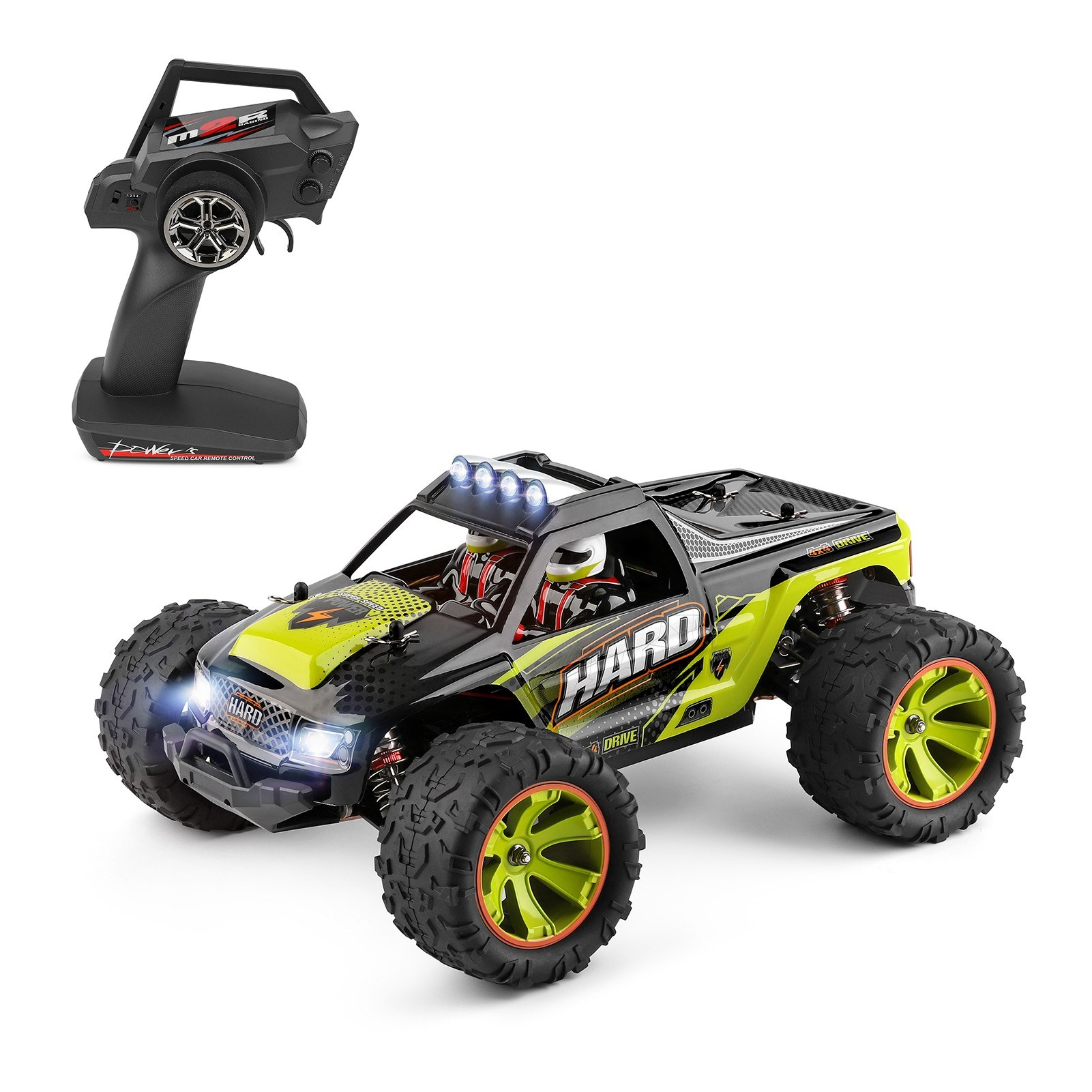 Tomtop - 59% OFF WLtoys 144002 2.4GHz Off-Road Car, $109 (Inclusive of VAT)
