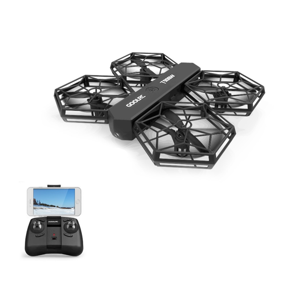 Tomtop - 38% OFF GoolRC T908W 0.3MP Camera Wifi FPV DIY Detachable Drone Altitude Hold Headless Mode G-sensor RC Quadcopter, Free Shipping $49.99