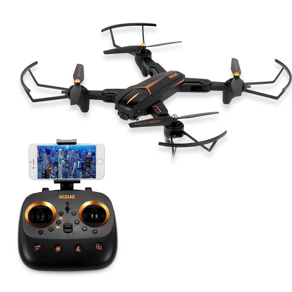 VISUO XS812 2.4G GPS 5G Wifi RC Drone