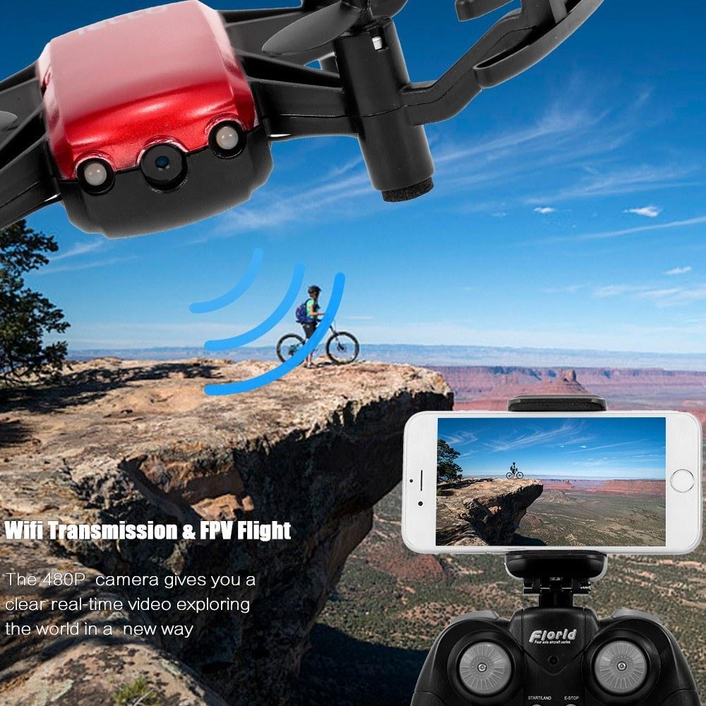 Florld IELLO F21W 480P/720P Mini RC Quadcopter | Fado vn