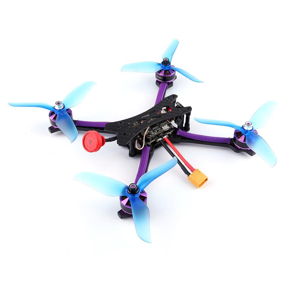 Tero Q215mm Racing Drone DIY Kit w/ Frsky XM+ Receiver