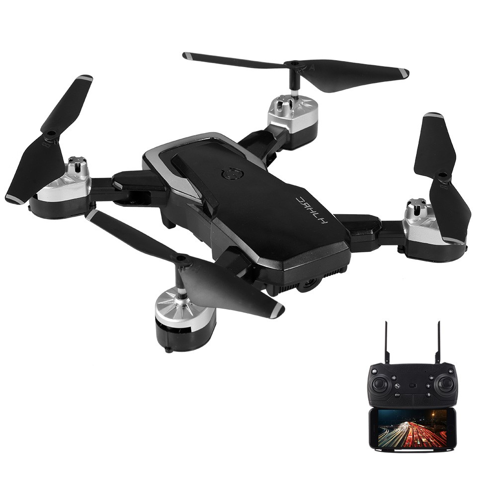 Купить HJHRC HJ28 RC Drone с камерой 720P black1 в интернет магазине Tomtop