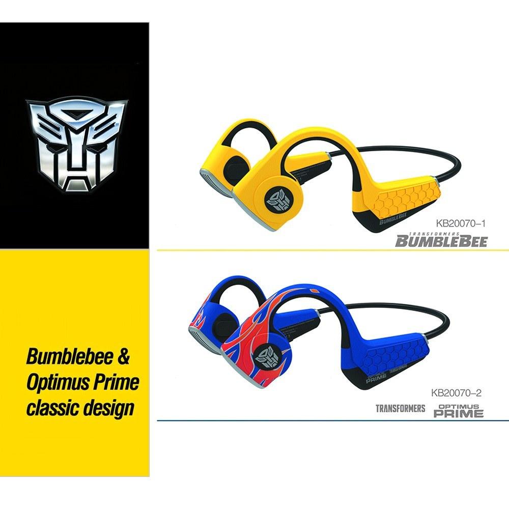 Killerbody Transformers Bumblebee Bone Conduction Headphone Sweatproof  Earphone for Sale - US$114 35 01# | Tomtop