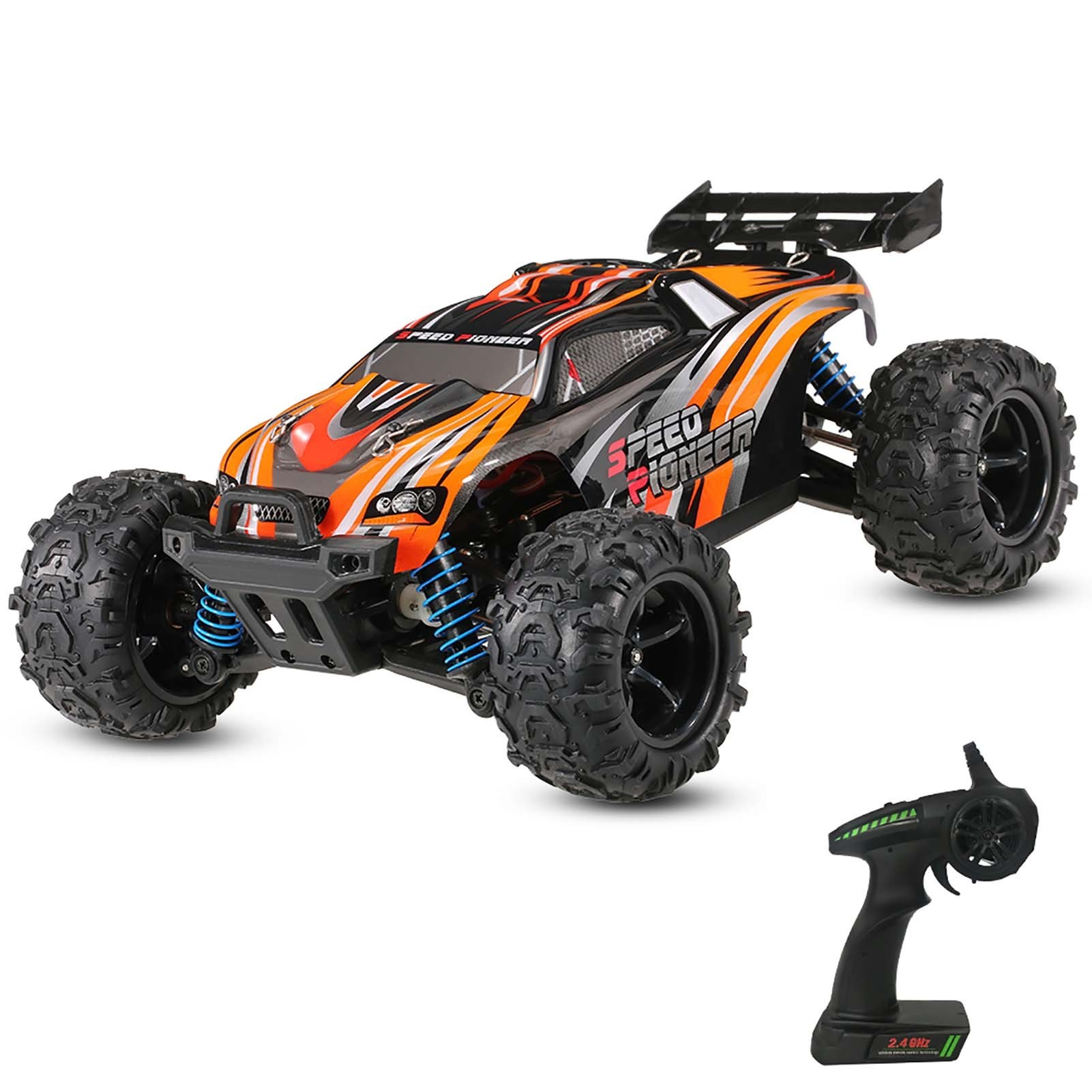 Tomtop - 58% OFF PXtoys NO.9302 RC Crawler 1/18 2.4GHz 4WD Off-Road Truggy, Free Shipping $69.99
