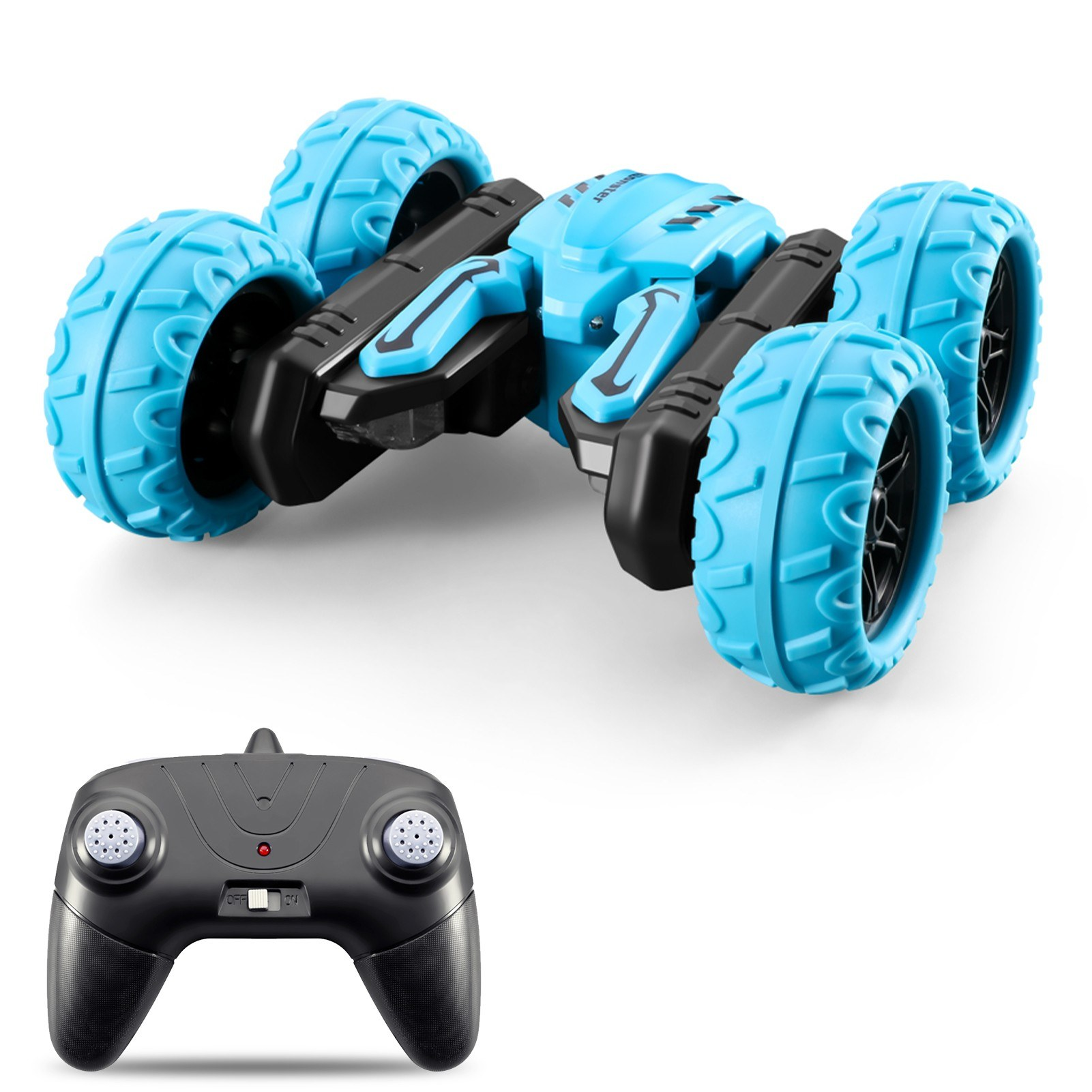 - 55% OFF 2.4GHz 1/28 4WD Remote Control Stunt Car, Free Shipping $29.99