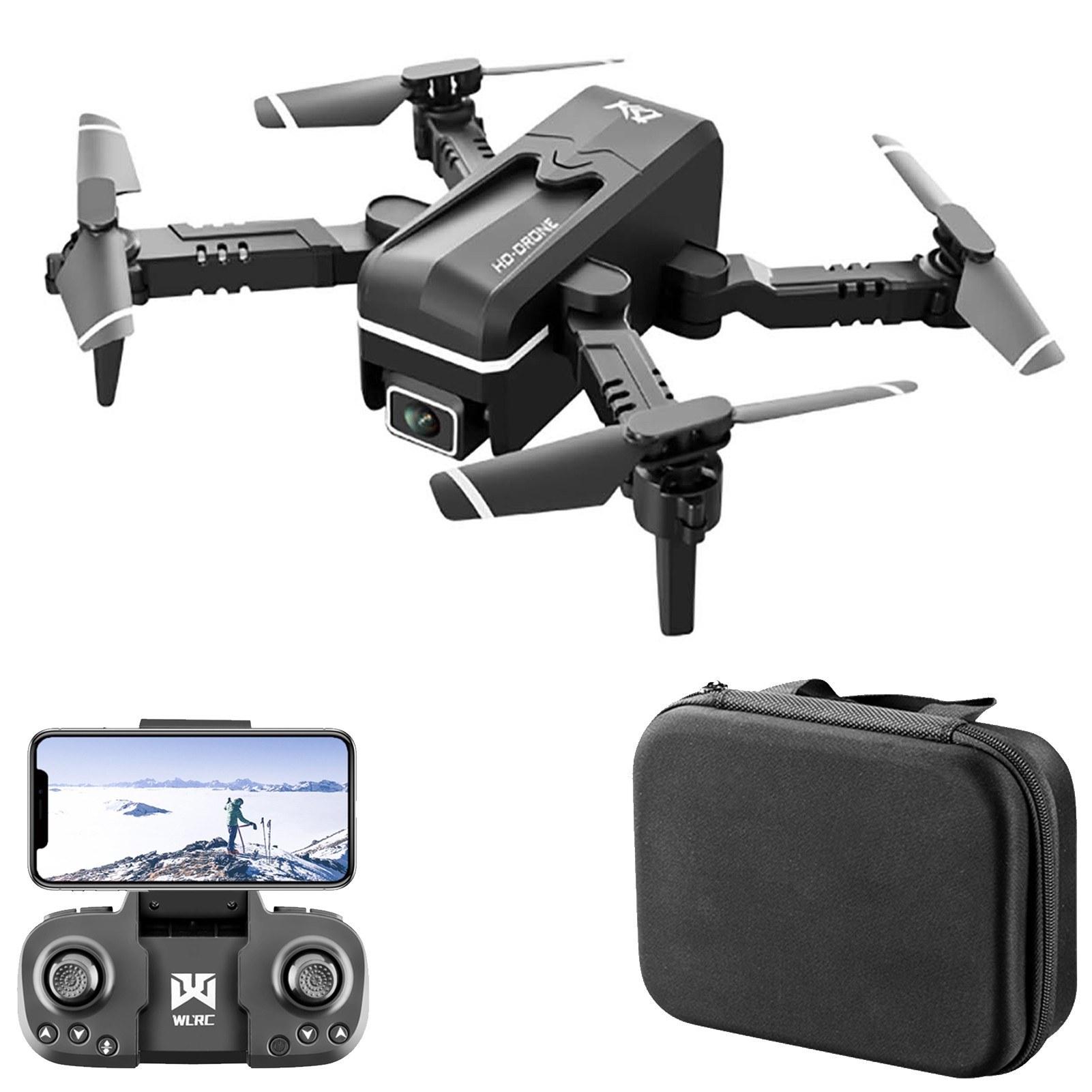 cafago.com - 60% OFF KK1 Wifi FPV 4K Camera RC Drone Folding Quadcopter,free shipping+$27.25