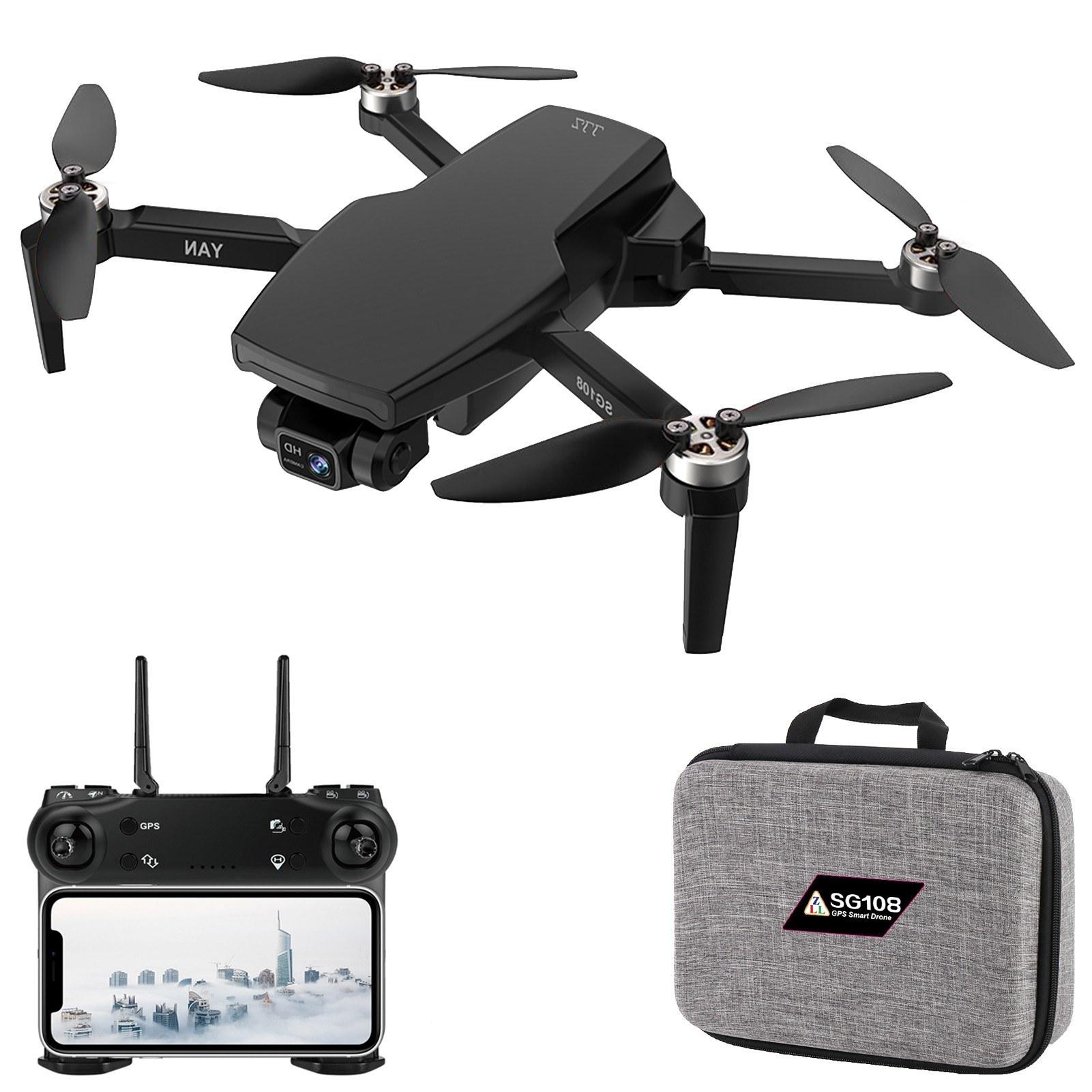48% OFF ZLRC SG108 PRO 5G Wifi FPV GPS 4K Camera RC Drone, Free Shipping $135.99