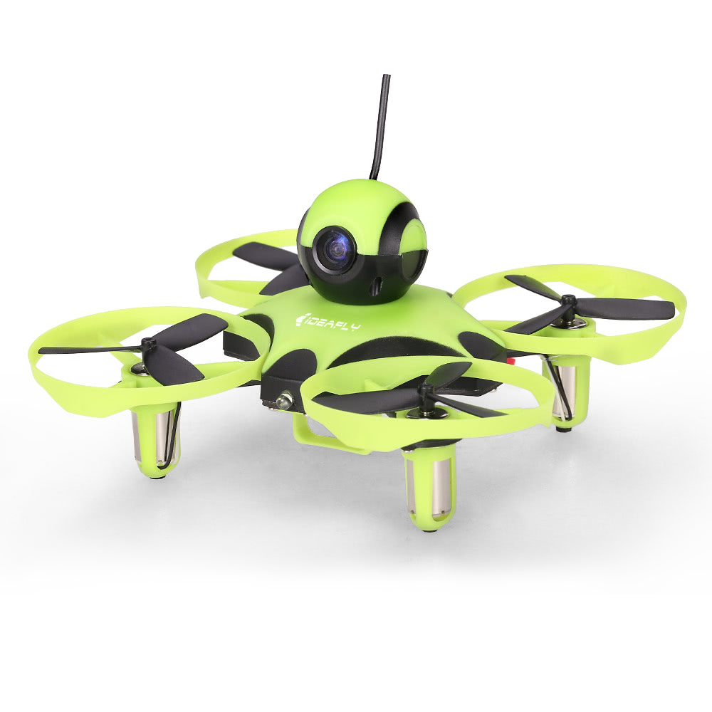 Original Ideafly Octopus F90 90mm 5.8G 600TVL Camera FPV Micro RC Racing Drone Quadcopter Frsky Receiver - BNF